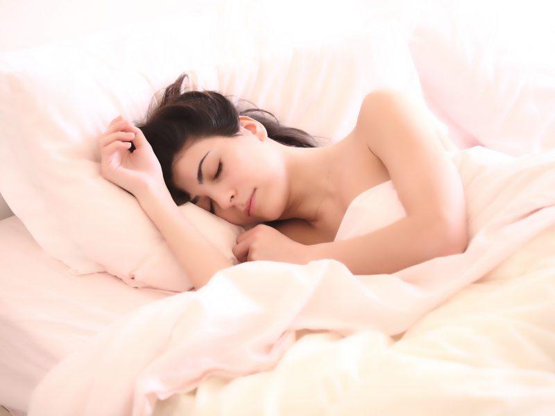 Vylaďte své geny spánkem