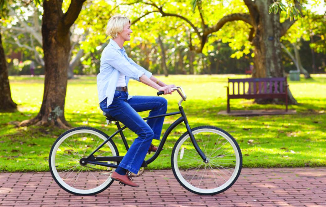 Menopauza urychluje stárnutí.