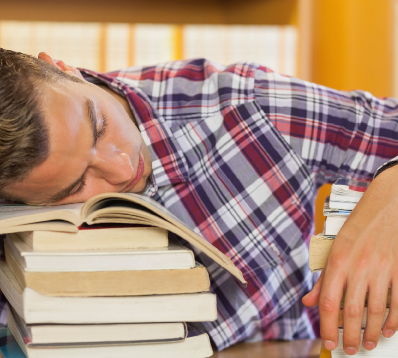 Nedostatek spánku zhoršuje paměť